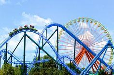 10 best amusement parks for 2015: KENTUCKY KINGDOM Where: Louisville, Kentucky