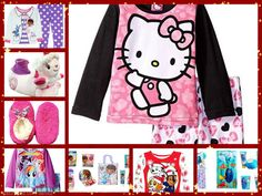 Santa is coming !! Great Gift Idea's for Toddler Girls