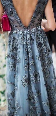 French Blue ~ Valentino
