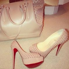 louboutin, absolutely want them