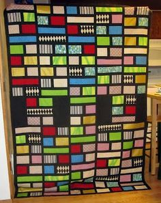Outnumbered Quilter: Blogger's Quilt Festival