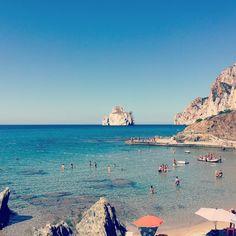 Foto in Sardegna: Il paradiso esiste #relax #paradise #sardinia #masua #sea #sun #summer #instamoment #instadaily #instagood #instamood #picoftheday #tagsforlike #love - via http://ift.tt/1zN1qff