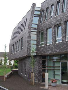 Clickbrick Cedarwood, gemeentehuis Coevorden