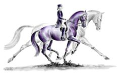 One of the tenets of dressage is the activation and increased carrying power of your horse's hind legs. When your horse weights himself more behind, that results in a lighter shoulder and thus a mo...