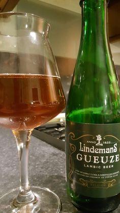 Brouwerij Lindemans Gueuze. Watch the video beer review here…