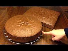Wunderkuchen Rezept I Torten Boden Grundrezept I Einfach Backen - Marcel Paa - YouTube