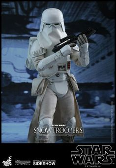 Snowtrooper | Figure | Hoth | STAR WARS | Episode V : The Empire Strikes Back | Sideshow Collectibles Figures