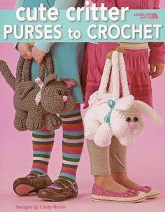 Cute Critter Purses to Crochet - Suntaree Ja-inta - Picasa Web Albums