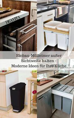 Die 10 besten Bilder von Mülleimer Küche | Mülleimer küche ...
