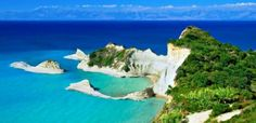 Corfu, Greece.  For the love of Pete, who wouldn't want to visit this place??!!