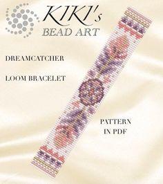 bead weaving patterns for bracelets Loom Bracelet Patterns, Bead Loom Bracelets, Bead Loom Patterns, Beaded Jewelry Patterns, Knitting Patterns Free, Beading Patterns, Bead Jewelry, Art Patterns, Beading Ideas