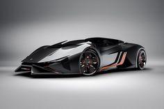 Morgen Lamborghini Diamante Concept