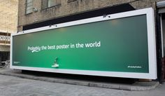 Carlsberg Makes Londoners Happy With a Billboard That Gives Out Free Beer | Adweek