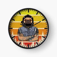 Rocker, Designs, Movies, Movie Posters, French Bulldog Shedding, Clock, Films, Film Poster, Cinema