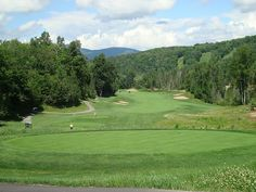 Golf The Beast - Mont Tremblant, Quebec, Canada