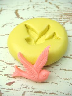 Flying Bird - Flexible Silicone Mold