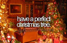 Perfect christmas tree √
