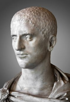 A Young Man, possibly Gaius Maximus, son of Maximus Thrax, ca. Ancient Rome, Ancient Greek, Statues, Statue En Bronze, Roman Emperor, Roman Art, Les Oeuvres, Mythology, Empire
