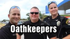 Oathkeepers, a rare breed.--With police everywhere taking a beating from the public and the media, it's EVEN MORE IMPORTANT to show the videos of the police officers who are doing the right thing, and these men and woman below show American law enforcement how IT'S SUPPOSED to be done. Please contact the White Settlement Police Department to voice your opinions about the video