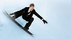 Shaun White - a good lesson on choices (and connected to the Olympics)