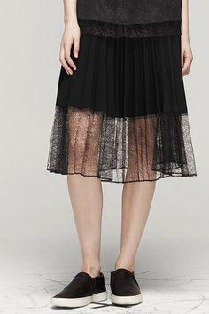 Lyndale Skirt - Black