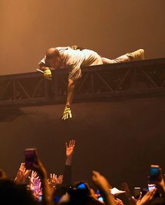 Kanye West's Saint Pablo Tour Kanye West Tour, Kanye West Style, Always Strive And Prosper, Kanye West Wallpaper, Pablo Kanye, Saint Pablo, Rocky Horror Show, Orange Aesthetic, Print Pictures