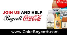 Coca-Cola was caught funneling over $1 million to oppose GMO labeling #CokeBoycott http://cokeboycott.com/