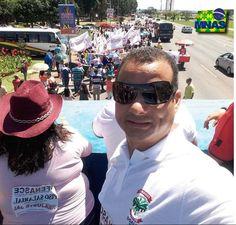 Manifestação em Brasília: FENASCE comanda as reivindicações pelo Reajuste do Piso Nacional. http://www.agentesdesaude.com.br/2017/03/9.html