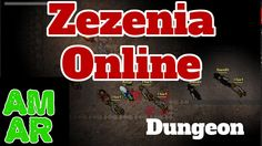 Zezenia Online - How to escape thieves dungeon?