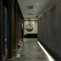 Chongqing Yunhui (Cloud-Gathering) Clubhouse - Beijing News Days Chinese Interior, Asian Interior, Interior Styling, Interior Design, Zen Interiors, Hotel Interiors, New Chinese, Chinese Style, Chinese Architecture