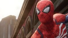 Spider-Man PS4 game(3/4)