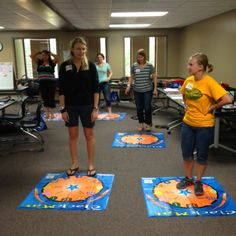 Be Fit 2 Learn workshop! Movement = learning and fun! Supported by Dr. John Ratey, Dr. John Medina, Eric Jensen and the states of CA and WI Ed Depts. See our feedback on Facebook www.facebook.com/befit2learn Website: www.befit2learn.com Have a Be Fit day <3  move your groove
