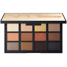 Nars NARSissist Loaded Eyeshadow Palette ($59) ❤ liked on Polyvore featuring beauty products, makeup, eye makeup, eyeshadow, loaded, nars cosmetics and palette eyeshadow