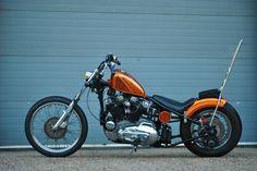 Harley Davidson Ironhead Sportster bobber chopper   eBay