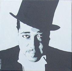 Tableau design portrait Duke Ellington - 45 € Tableau Design, Duke Ellington, Batman, Etsy, Superhero, Vintage, Portrait, Fictional Characters, Art