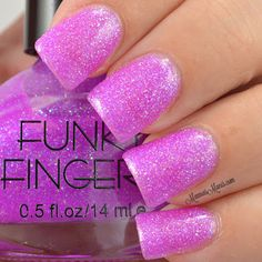 Funky Fingers Beauty School Dropout