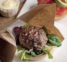 Recipe: Gordon Ramsay's Blue cheese burgers