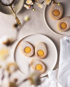 Lemon Curd, Eggs, Easter, Breakfast, Desserts, Food, Recipes, Baking Cookies, Games For Children