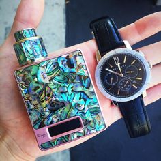 #handcheck #dailycarry #boxmod #18650 #dual18650 #subohm #subohmvaping…