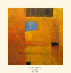 Blue Anomaly - Tony Saladino