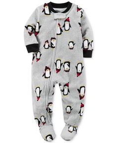 Online shopping from a great selection at Clothing, Shoes & Jewelry Store. Baby Boy Pajamas, Carters Baby Boys, Cute Boy Outfits, Kids Outfits, Baby Outfits, Fleece Pjs, One Piece Pajamas, Reborn Baby Girl, Toddler Dolls