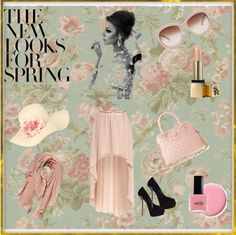 """The new look of spring"" by chrisbrazil on Polyvore"