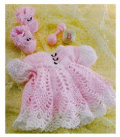 Robe au crochet/PDF doc