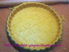 Fruit Pie, Greek Recipes, Soul Food, Food And Drink, Ice Cream, Sweets, Healthy Recipes, Chocolate, Baking