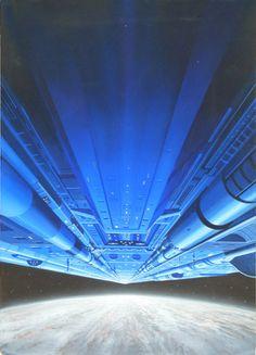 Cosmos Calendar by Angus McKie