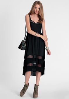 cute spin on the lbd.