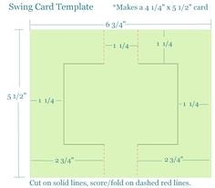 Well, today I made my first swing (AKA flip-flop) card. It was a challenge at Oriental Stamp Art andI like to try something new now and then. Here is what the card looks like when it is folded, it…