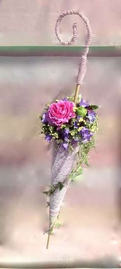 ❥●❥ ♥ ♥ ❥●❥ Ikebana Arrangements, Wedding Flower Arrangements, Floral Arrangements, Deco Floral, Arte Floral, Floral Design, Flower Girl Basket, Flower Boxes, Bridal Flowers