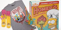 Interview with Johnny Cupcakes on The Simpsons Official Collaboration #sargentberman