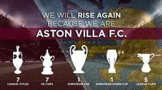 Come on villa. Smash it tomorrow. We are going Wembley ! Aston Villa FC Aston Villa News Dr. Super Club, Aston Villa Fc, Villa Park, Birmingham Uk, Best Club, West Midlands, Villa News, Football Fans, Premier League